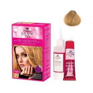 Permanens hajfesték - Kallos Glow Long Lasting Cream Hair Colour árnyalat 930 Aranyszőke kép