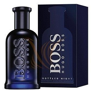 Hugo Boss Boss Bottled Night EDT 200 ml férfi kép