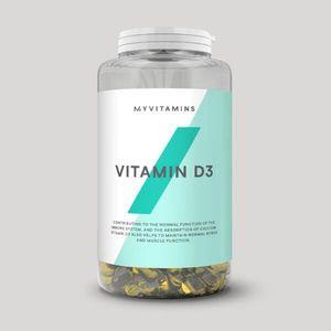 D3 Vitamin kapszula - 180Kapszulák kép