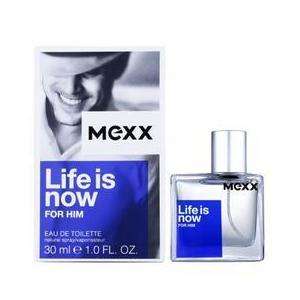 Férfi parfüm/Eau de Toilette Mexx Life Is Now For Him, 30ml kép