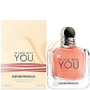 Giorgio Armani Emporio Armani In Love With You EDP 100 ml női kép