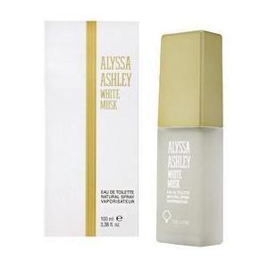 Női parfüm/Eau de Toilette Alyssa Ashley White Musk, 100ml kép