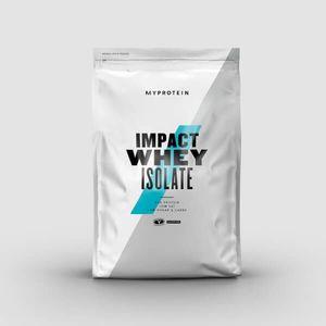 Impact Whey Isolate - 1kg - Természetes Eper kép