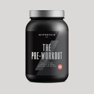 THE Pre-Workout - 30servings - Gyümülcs puncs kép
