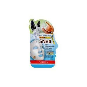 Ránctalanító maszk 2 lépésben csiga kivonattal - Snail Age Regenerating Multi Step Tratament Camco - 2 db kép