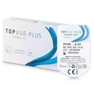 TopVue Monthly Plus (1 db lencse) kép