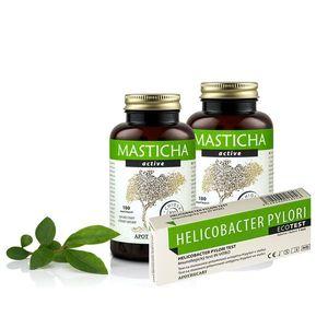 Masticha 2x Masticha Active + ingyenes helicobacter teszt kép