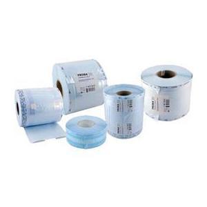 Hajtogatott Tekercs Sterilizálásra Prima, autoklávnak/EO, 150mm x 55mm x 100m kép