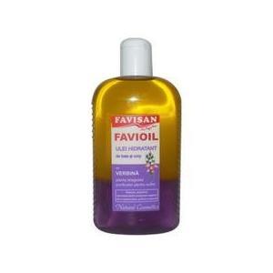 Hidratáló Fürdő- és Testolaj Verbénával Favioil Favisan, 300ml kép