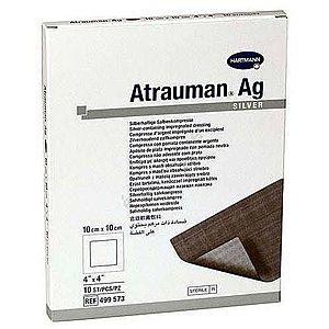 Atrauman Ag steril kenőcstüll, 10x10cm, 10db kép