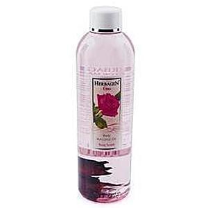 Masszázsolaj Rózsával Herbagen, 250ml kép