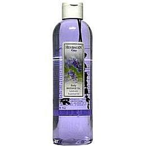 Masszázsolaj Levendulával Herbagen, 250ml kép