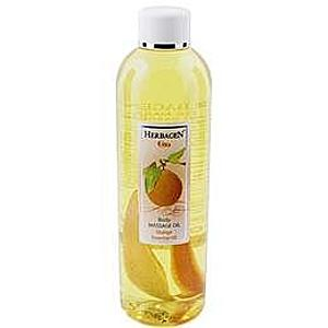 Masszázsolaj Naranccsal Herbagen, 250ml kép