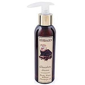 Masszázsolaj Chocolate Dream Herbagen, 150ml kép