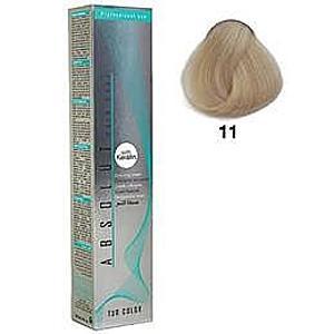 Permanens Hajfesték Absolut Hair Care Colouring Cream, árnyalat 11 - Extra Szőke, 100ml kép