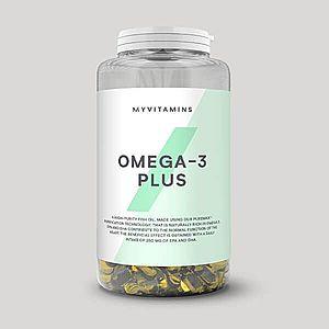 Omega-3 Plus kapszula - 90Kapszulák kép