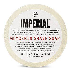 Imperial – Glicerines borotválkozó szappan kép