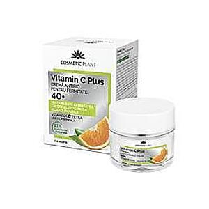 Ránctalanító Krém a Feszességért 40+ Vitamin C Plus Cosmetic Plant, 50ml kép