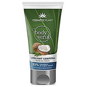 Testradír Kókuszdióval Cosmetic Plant, 150ml kép