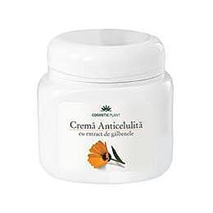 Anti-Cellulitisz Krém Körömvirág Kivonattal Cosmetic Plant, 500ml kép