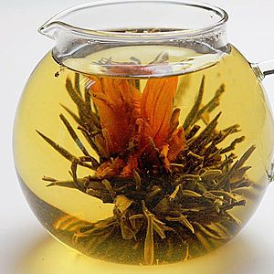 VIRÁGZÓ LILIOM - virágzó tea, 250g kép