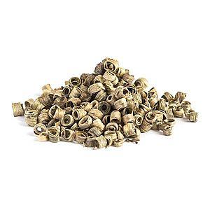 BIG JADE EARRING - fehér tea, 250g kép
