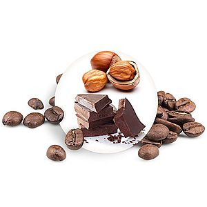 Csokoládés - Mogyorós szemes kávé, 1000g kép