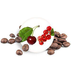 FEKETE RIBIZLI MEGGYEL szemes kávé, 1000g kép