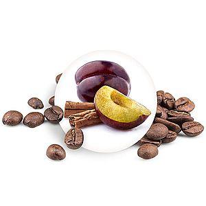 Fahéjas szilva - szemes kávé, 1000g kép