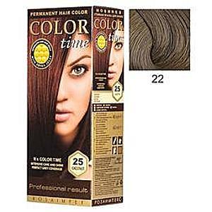 Tartós Hajfesték Rosa Impex Color Time, árnyalat 22 Moccachino kép