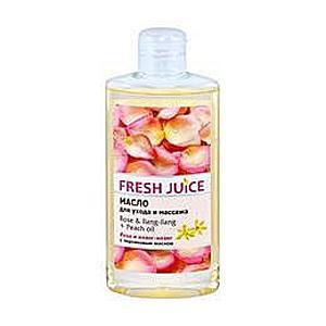 Testolaj Rózsával, Ylag Ylanggal és Őszibarack Olajjal Fresh Juice, 150ml kép