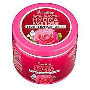 Hámlasztó Arcmaszk Hialuronsavval Hydra Fine Perfumery, 100 ml kép