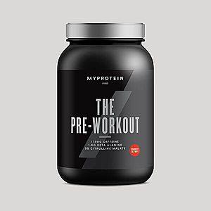 THE Pre-Workout - 30servings - Eper - Kiwi kép