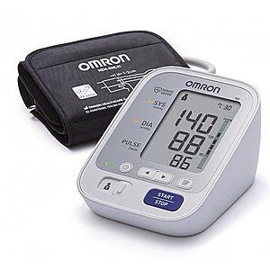 Omron M3 AFIB digitális vérnyomásmérő színes hipertónia kijelzéssel és AFIB érzékeléssel kép