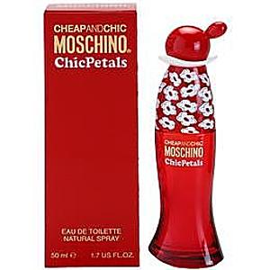 Női Parfüm/Eau de Toilette Moschino Cheap And Chic Chic Petals, 50ml kép