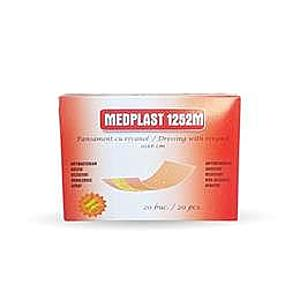Medplast 1252 (10 x 6cm) Mebra 20 db./doboz kép