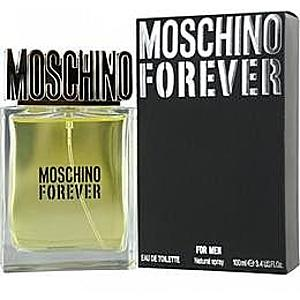 Férfi Parfüm/Eau de Toilette Moschino Forever For Men, 100 ml kép