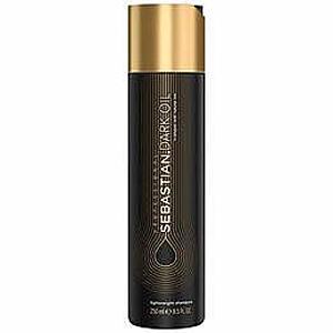 Sampon - Sebastian Professional Dark Oil Lightweight Shampoo, 250 ml kép