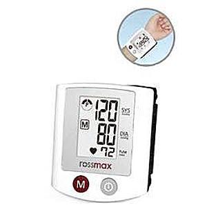 Automatikus Csukló Vérnyomásmérő Rossmax kép