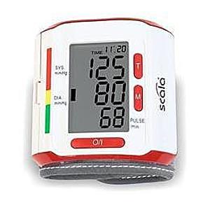 Digitális Vérnyomásmérő Csuklóra Scala SC6400 kép