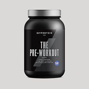 THE Pre-Workout - 30servings - Kék málna kép