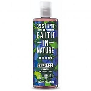 FAITH IN NATURE BALZSAM KÉK ÁFONYA 400ML kép