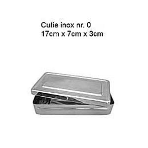 Prima Instruments Stainless Steel Boxes nr 0 kép