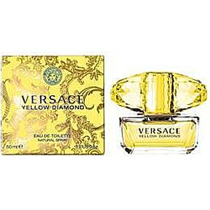 Női Parfüm/Eau de Toilette Versace Yellow Diamond, 50ml kép