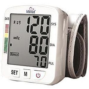 Digitális Csukló Vérnyomásmérő Minut Vision Trading kép