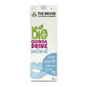 The Bridge bio quinoa-rizs ital, 1000 ml kép