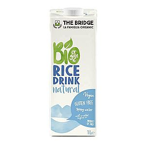 The Bridge bio rizsital, 1000 ml - natúr kép