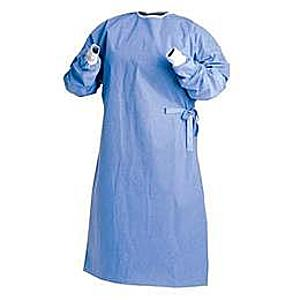 Orvosi köntös a műtétekre Prima, steril, méret XL, 140 x 165cm kép