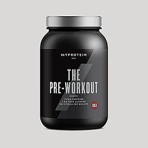 THE Pre-Workout - 30servings - Cola kép