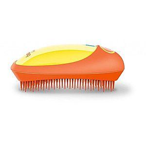 Ionos fésűkefe - sárga / narancssárga - Méretet 10, 2x5, 5x15, 5cm kép